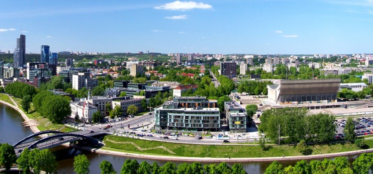 2015 Just one meeting will take place in Vilnius, Lithuania