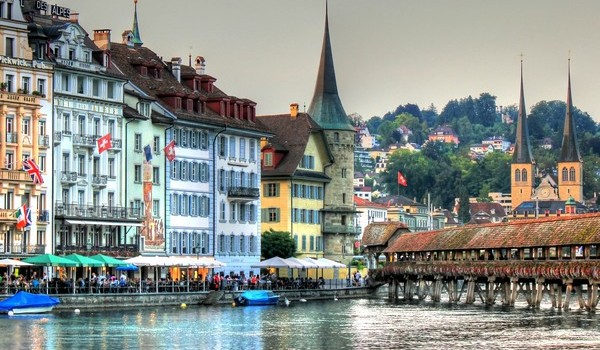 Meeting in Lucerne, Switzerland