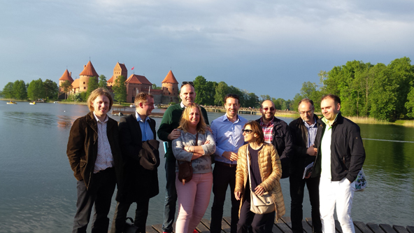 International Lawyers Network JustONE meeting Lithuania