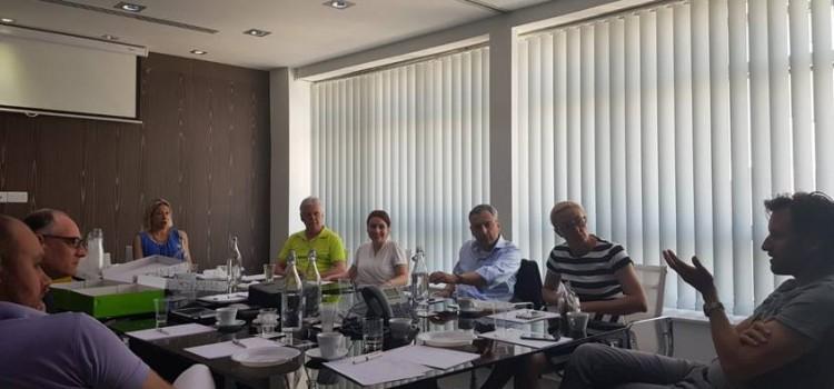Meeting of Spring 2019 3-5 May: Cyprus, Limassol